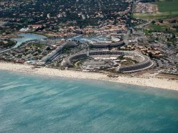 Cap D'Agde A capital mundial do swing